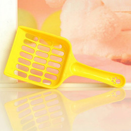 $enCountryForm.capitalKeyWord NZ - Useful Cat Litter Shovel Pet Cleanning Tool Plastic Scoop Cat Sand Cleaning Products Toilet For Dog Food Spoons 2017 2018