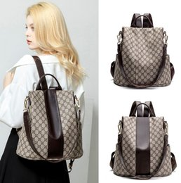 $enCountryForm.capitalKeyWord Australia - 19 New Chao Korean Baitao Fashion Multi-purpose Leisure Printing Anti-theft Travel Mommy Bag