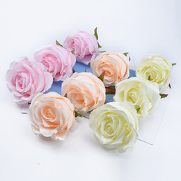 $enCountryForm.capitalKeyWord Australia - 50 100 Pieces Wedding car bridal accessories clearance household products home decor Christmas craft cheap artificial flowers