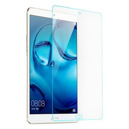 More Anti UK - 9H Anti-Burst Tempered Glass Film Screen Protector For Huawei Media Pad M3 8.4 inch