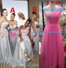 Chinese  Under 100$ Bridesmaid Dress Chiffon African Country Garden Formal Wedding Party Guest Maid of Honor Gown Plus Size Custom Made manufacturers
