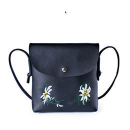 c55f2d01d6 good quality Bags For Women 2019 Trend Small Square Bag Ladies Fashion  Diagonal Simple Shoulder Bag Flower Embroidery Shoulder Bags