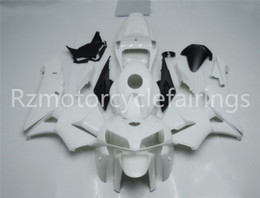 kit motorcycles for sale Canada - Hot sales Injection molding New ABS Motorcycle Full Fairing Kit Fit For CBR600RR F5 2005 2006 Bodywork set Free custom White
