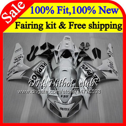 black repsol fairings Australia - OEM Injection For HONDA CBR1000 RR CBR 1000RR 06 07 Kit 52HT0 CBR 1000 RR 2006 2007 CBR1000RR 06 07 100%Fit Fairing Bodywork Repsol White