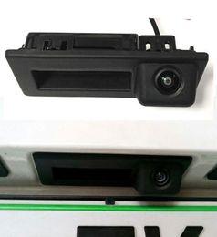 $enCountryForm.capitalKeyWord Australia - Car Trunk Handle Reverse Backup Camera for Audi A4L VW Touran L Tiguan Teramont C-TREK