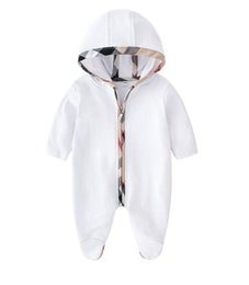 LoveLy jumpsuits online shopping - Spring Autumn Baby Rompers Baby Boy Clothes New Romper Cotton Newborn Baby Girls Kids Designer lovely Infant Jumpsuits Clothing Set