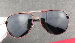$enCountryForm.capitalKeyWord NZ - 2018 new Wrap mental full frame with cross good quality Sunglasses Vintage designer sunglasses men Hot sell high quality sunglasses