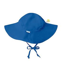 ce2c1b6efc804 Muqgew Summer Solid Boys Girls Sun Swimming Children Sunscreen Outdoors Uv  Protection Beach Cap Baby Hat C19041302