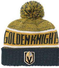 $enCountryForm.capitalKeyWord NZ - Discount Sport Knit hat Vegas Golden Knights Beanie Football Sideline Cold Weather hats Fashion beanies winter Warm Knitted Wool Skull Cap