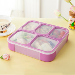 $enCountryForm.capitalKeyWord Australia - ONEUP 1200m BPA Free Seal Lunch Box Microwavable Food Storage Container With Compartments Leakproof Bento Box students workers C18112301
