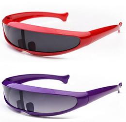 ff2516cb89aa X-Men Sunglasses Outer Space Robot Laser Glasses Travel Windproof Sun  Glasses Robots Eyewear Driving Sunglass LJJK1347