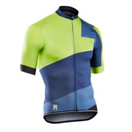 $enCountryForm.capitalKeyWord Australia - NW team Cycling Short Sleeves jersey men Top Bike Clothing Racing Shirt Summer Quicky Dry Breathble Ropa Ciclismo Free postage