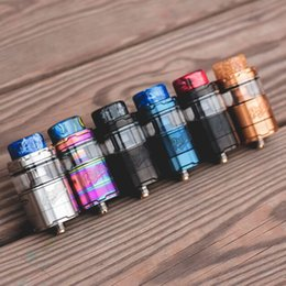 original wotofo mod 2019 - Original Wotofo Profile Unity RTA Atomizer Top Filling 3.5ml 5ml Tank with Mesh Coils 6 Colors Fit 510 Mods Ecig
