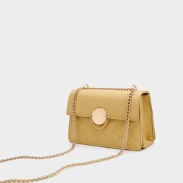 $enCountryForm.capitalKeyWord Australia - 12019 Popular Real Bag Senior Feel France Niche Small Ck Limit Western Style Woman Package Texture Oblique Satchel Chain Package