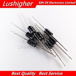 Diodes 100pcs 1n4007 4007 1a 1000v Do-41 High Quality Rectifier Diode In4007 Great Varieties Active Components
