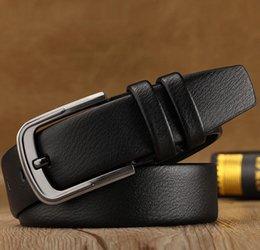 2019 Men's wear designer belt, design fashion belt, men's high-quality smooth-buckle men's   women's belt wholesale, free delivery! from blue bee flowers manufacturers