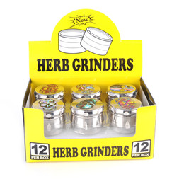 Good Wholesale Pipes Australia - Good quality Printing Herb Grinder Tobacco Smoking Metal Grinders herb grinders for smoke detectors smoking pipes