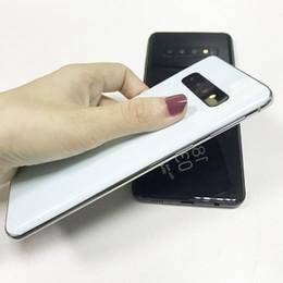 Wifi Touch Cell Phone Unlocked Australia - Goophone S10 cell phones HD camera mobile phone 6.0inch smart Phone 1GB 8GB Quard Core Iris unlocked 2G 3G fake 4G