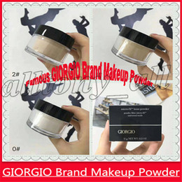 $enCountryForm.capitalKeyWord UK - Hot GIORGIO Brand Micro-fil Loose Powder Poudre Libre Micro-fil Universal Nude Makeup Powder 3 Colors Loose Powder with high quality
