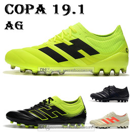 Cheap firm ground football boots online shopping - Cheap Mens Low Ankle Football Boots Copa Firm Ground Soccer Cleats Copa AG Outdoor Soccer Shoes