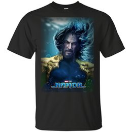 UniqUe t shirts women online shopping - Keanu Reeves Namor Comics Unique T Shirt Black Navy For Men Women Youth Printing Tee Shirt