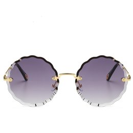 Network Metals Australia - 142 Fashion Women Brand Designer Stellaireo 6 Optical Glasses Metal rimless eyewear Clear lens Network Reds design Style Come with box