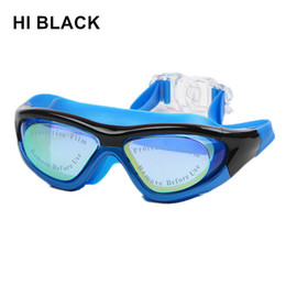 8e2005af6fc Adults Myopia Swimming Goggles Waterproof Anti Fog UV Professional Men  Women diopter Swimming Glasses Eyewear Eyeglasses C18112301