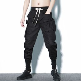 2ed9867bcbfa7 Stage Hiphop Costumes Australia - 2019 New Summer Mens personality hiphop  harem pants nightclub singer stage