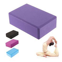 Black Blocks Australia - 2019 Hot Home Exercise Tool Good Material Eva Block Brick Foam Sport Tools Practice Fitness Gym Yoga Blocks C19040401