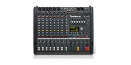 Dancing DvD online shopping - Naphon Channels x1000W ohm x99DSP Effect USB Powered Mixer PMX600