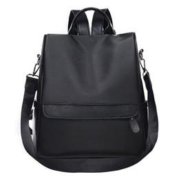 0f0b6ddcc5 Fashion Simple Backpack Multi Function Backpacks Waterproof For Travel  School Shoulder Backpacks Bag Women For Girls Teenagers
