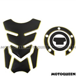 gas fuel cap cover Australia - Motorcycle Fuel Gas Tank Cap Cover Pad Protector Stickers Decals for YAMAHA YZF-R1 YZF-R6 YZF600 FZ1N FZ6N FZ8N XJ6 FZ1 FZ09