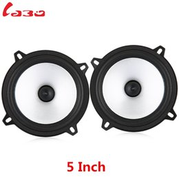 $enCountryForm.capitalKeyWord Australia - LABO Paired 5 Inch 60W 2 Way Car Coaxial Hifi Speaker Auto Audio Music Stereo Full Range Frequency Loundspeakers for Car Vehicle