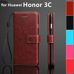 $enCountryForm.capitalKeyWord Australia - arm Huawei Honor 3C card holder cover case for Huawei Honor 3C leather phone case ultra thin wallet flip cover