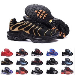 $enCountryForm.capitalKeyWord Australia - 2019 New Design Top Quality TN Mens shOes Breathable Mesh Chaussures Homme Tn REqUin Noir Casual Running ShOes Size 7-12