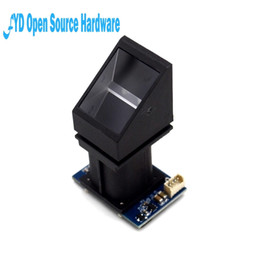 biometric fingerprint scanner Canada - Freeshipping R305 Manufacture Optical Biometric Fingerprint Access Control Sensor Module Scanner With 980 Storage Capacity