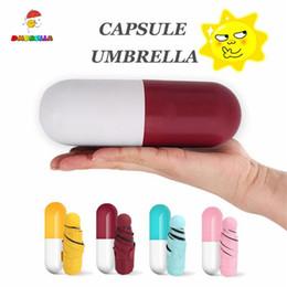 $enCountryForm.capitalKeyWord Australia - DMBRELLA Mini Women Umbrella Clear Anti-UV Windproof Folding Compact Rain Children Pocket Umbrellas Guarda Chuva DM005