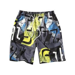 $enCountryForm.capitalKeyWord Australia - Fashion Men Breathable Trunks Pants Beach Print Running Swimming Underwear Briefs For Men Swim Trunks Swim Shorts Beach Wear