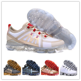 sneakers uomo NZ - Original 2019 Mens Running Shoes Chaussures Run Utility 2019 Designers Sneakers scarpe uomo basketball Sport Trainers Size Eur40-46