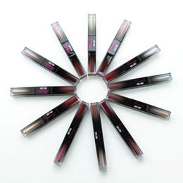 $enCountryForm.capitalKeyWord Australia - Double Head Liquid Lip Gloss Eyeshadow Magic Wand Newest Matte Waterproof Lipstick Long Lasting Moisturizing Lip Makeup