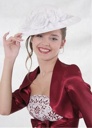 $enCountryForm.capitalKeyWord Australia - Prom Jackets For Girl Party Dress Capes New Burgundy Bridal Jacket Satin Bridal Shawl Wedding Boleros Shrugs Wrap 3 4 Long Sleeves