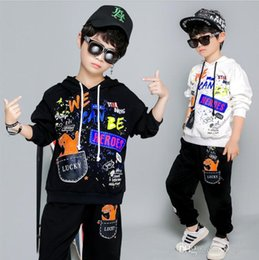 $enCountryForm.capitalKeyWord Australia - Boy's Suit for Children Autumn 2019 New Korean Edition Children's Sanitary Wardrobe for Children in Spring and Autumn Period Two K
