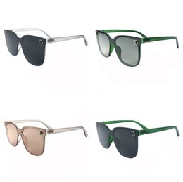 natural color frames UK - Mens Sunglasses Wood Natural Fashion Sports Rimless Glasses Metal Frame Buffalo Horn Sun Glasses Black Pink Lenses Gold Silver Oculos#279