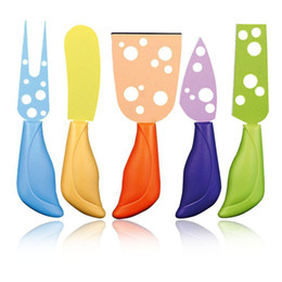 Soft cutter online shopping - Eco Friendly Stainless Steel Ultra Sharp Cheese Slicer and Knives Cheese Cutter Fork Spreader For Hard Medium Soft Crumbly Cheese