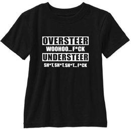$enCountryForm.capitalKeyWord UK - Oversteer vs Understeer T Shirt Racing JDM Drifting Grand Tour Top Gear Crash Funny free shipping Unisex Tshirt top