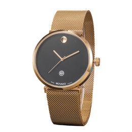 73208d0c87bb Marcas de relojes suizos para hombres online-2019 moda MOV marca de lujo relojes  suizos
