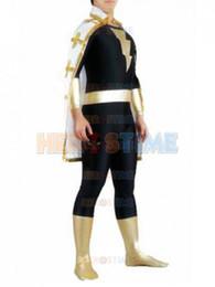 Superhero coStumeS for men online shopping - Classic Marvel Family Black Adam Superhero Costume Adult Halloween Cosplay Costumes For Men Zentai Suit