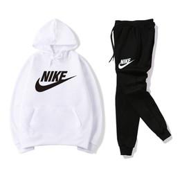 $enCountryForm.capitalKeyWord UK - hot sale Brand new Tracksuit High Quality men's spring and autumn Jogger sports coat + pants hot sale women's leisure Hoodies jacket + pants