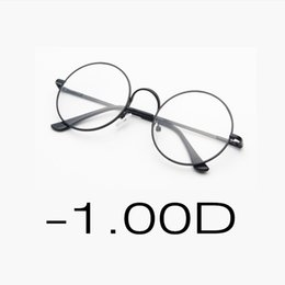 Clear Plastic Coating Australia - 2019 NEW Retro Have a degree of diopter suitable for students with myopia glasses Optical Lens Eyewear Nerd Clear Lens Glasses