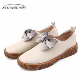 378658671c34c Women brogue shoes platform online shopping - Women s Flats Oxford Shoes  Woman Genuine Leather platform